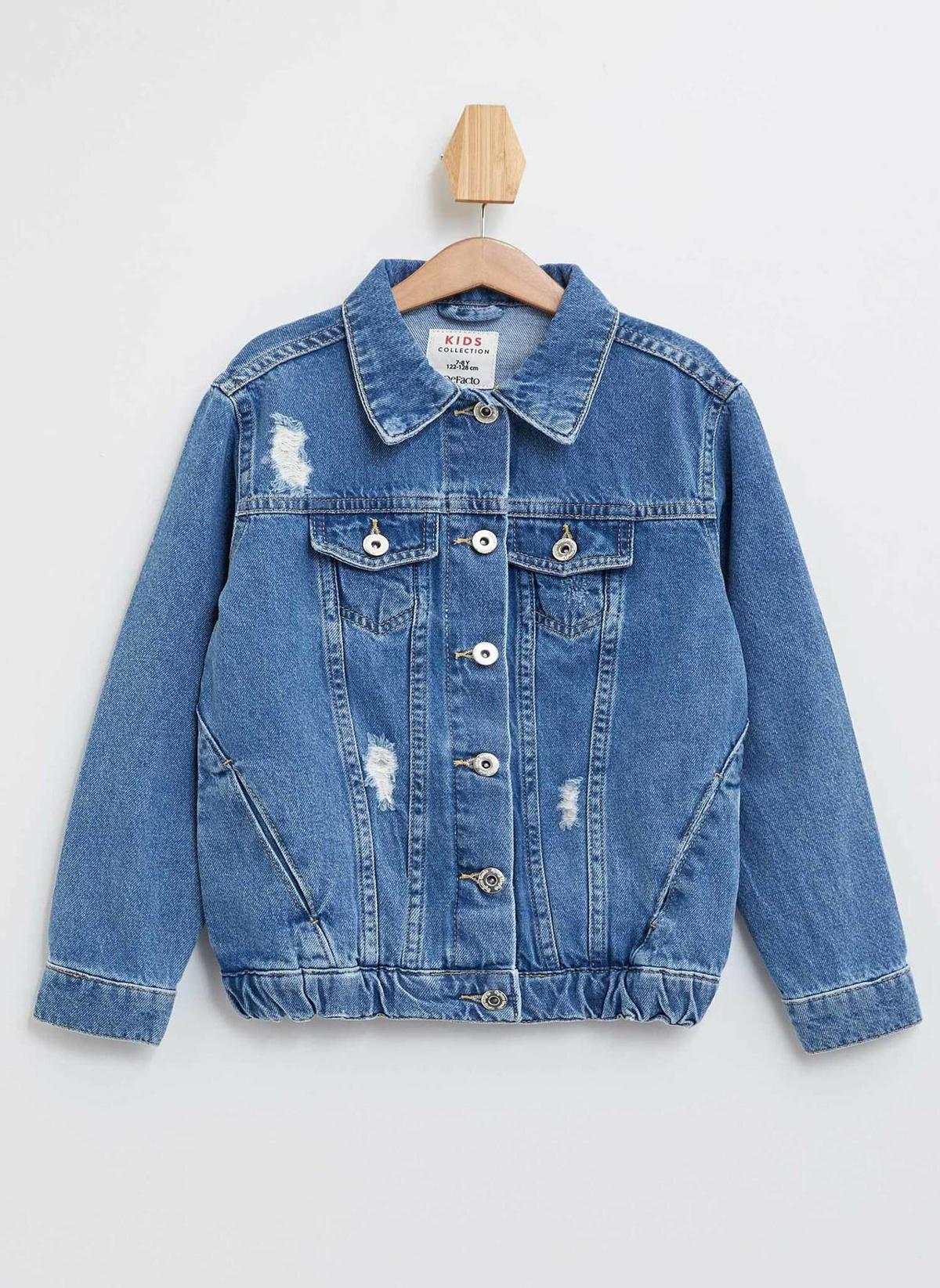 Kız Çocuk DeFacto Ceket